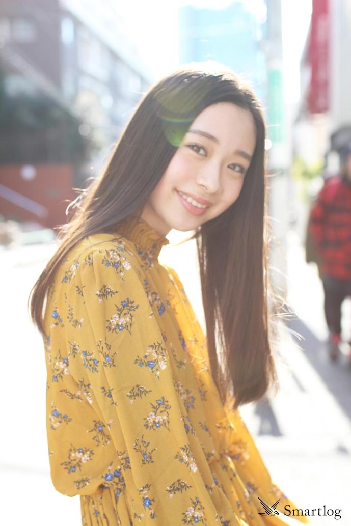 田鍋梨々花笑顔