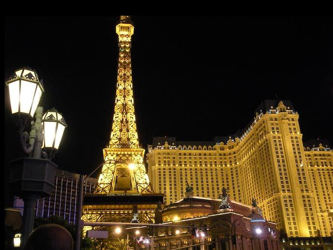 パリス・エッフェル塔の綺麗な写真