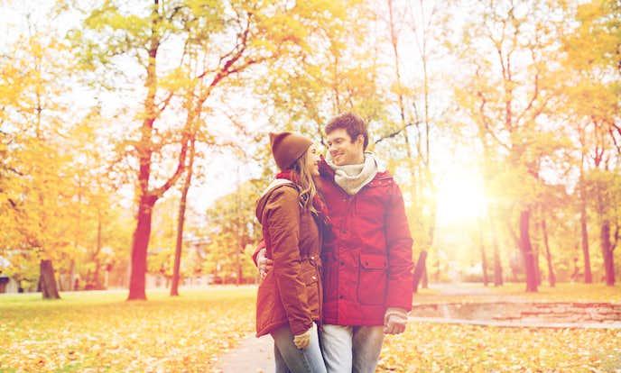 季節別デートの誘い方