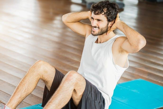 筋肉がつきにくい人の特徴