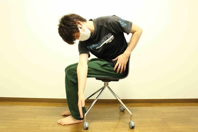 肩甲下筋の効果的なストレッチメニュー