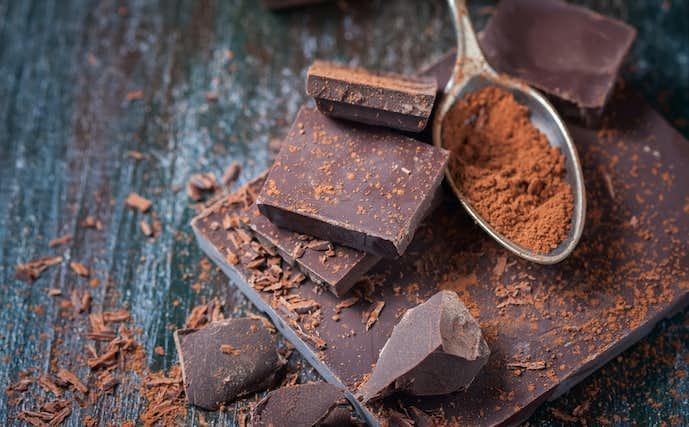 毎日が楽しくなるようなチョコレートを選んでみて