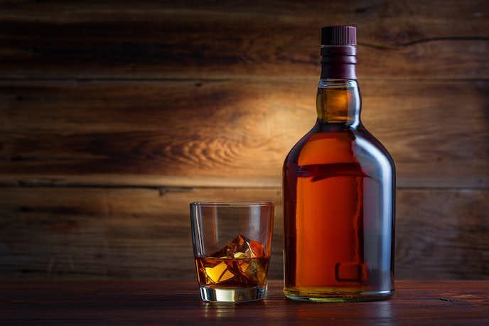 お酒初心者でも美味しく飲めるバーボン