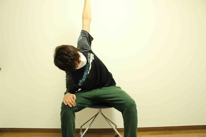 脊柱起立筋の効果的なストレッチメニュー