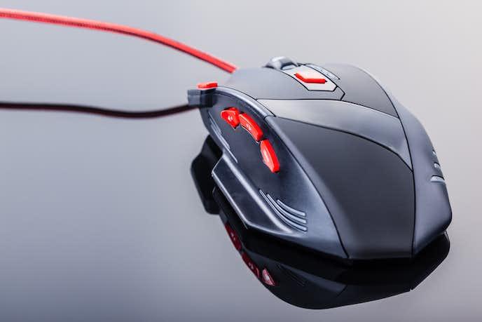 ゲーミングマウスのおすすめ機種