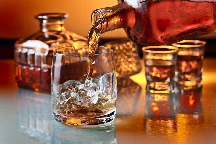 スコッチウイスキーの種類