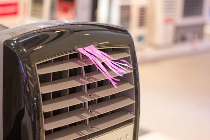 ほんとに涼しい冷風扇のおすすめ機種