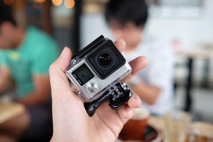 アクションカメラのおすすめ機種