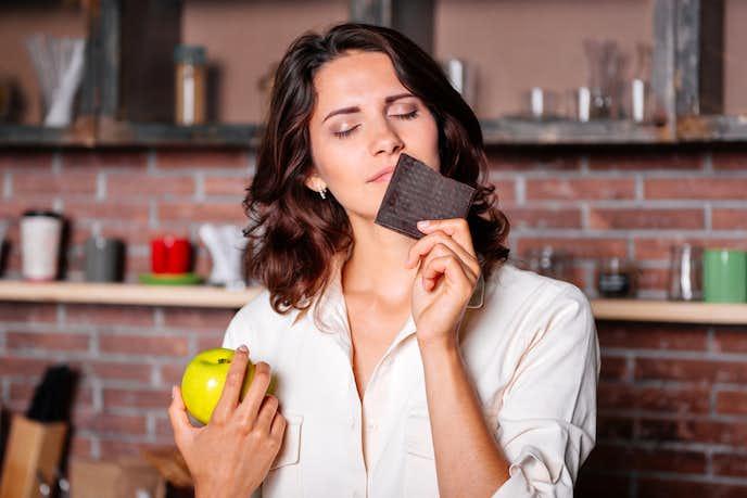 チョコレート選びで大切なこと