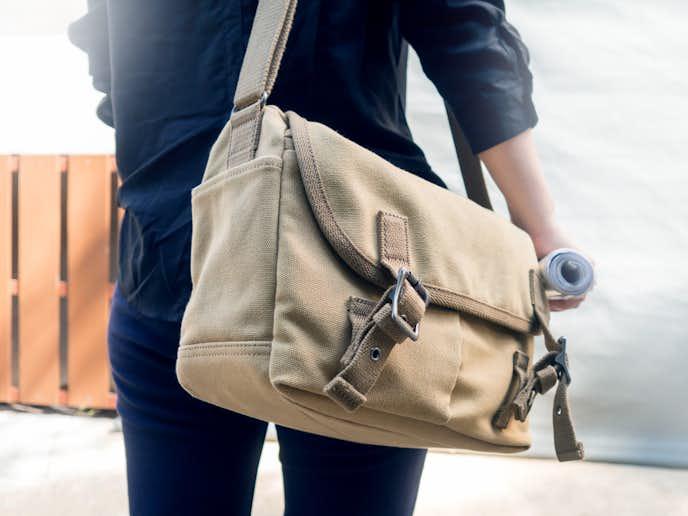メンズにおすすめのメッセンジャーバッグを大公開