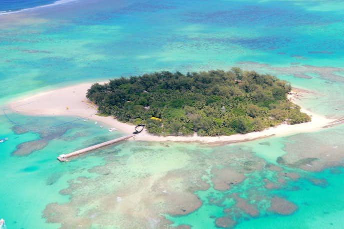 サイパンのおすすめ観光スポット『マニャガハ島』