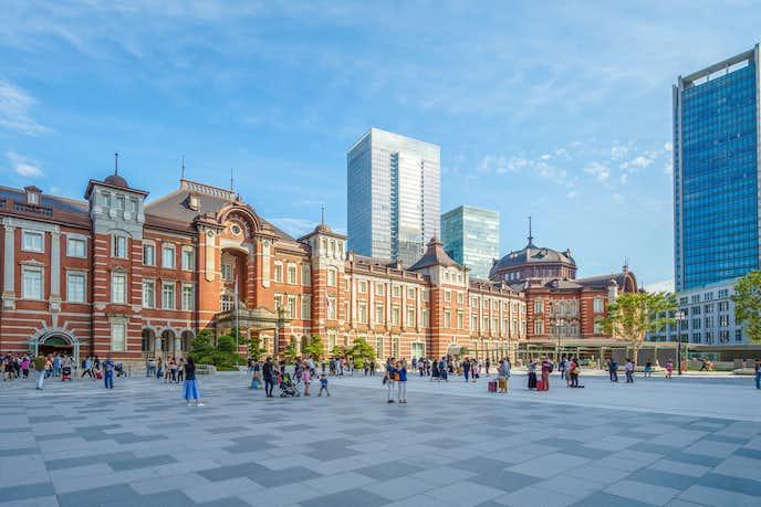 東京駅のおすすめデートスポット