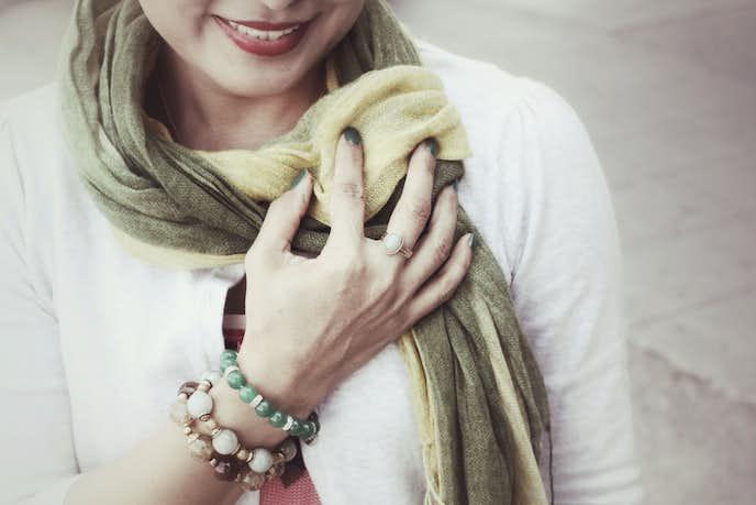 スカーフののおすすめ宅配クリーニング