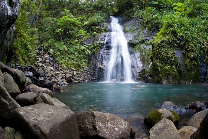 グアムのおすすめ観光スポット「ココス島」