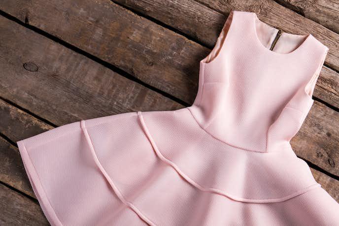 ドレスのおすすめ宅配クリーニング