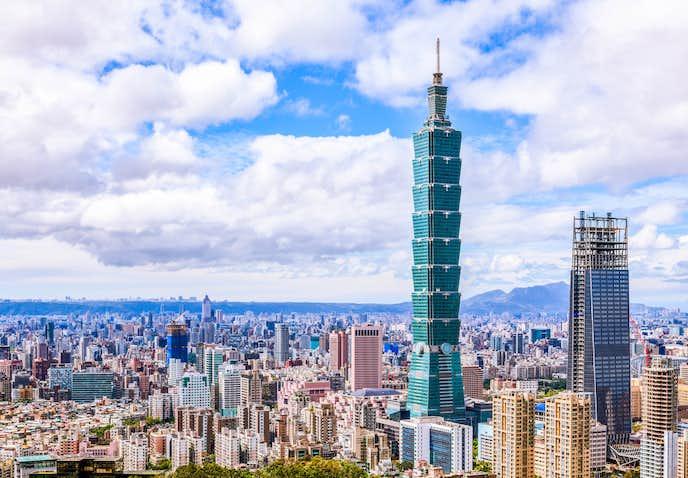 台北のおすすめ観光スポットを大公開