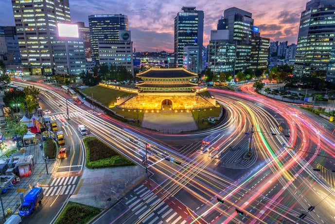 ソウルのおすすめ観光スポット「南大門市場」