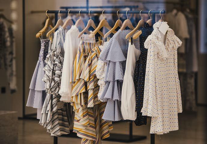 夏物衣類の正しい保管方法とは