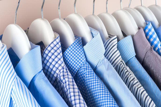 ワイシャツのおすすめ宅配クリーニング