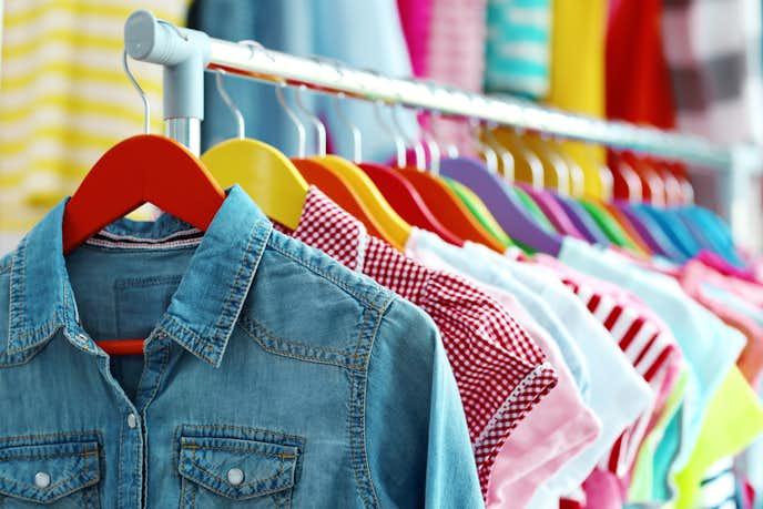 かびた衣類のおすすめ宅配クリーニング