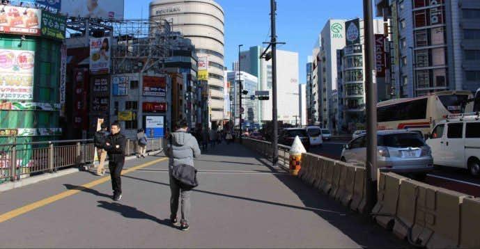 ゴリラクリニック新宿へのアクセス方法
