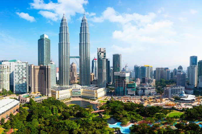 マレーシアのおすすめ観光スポットを大公開