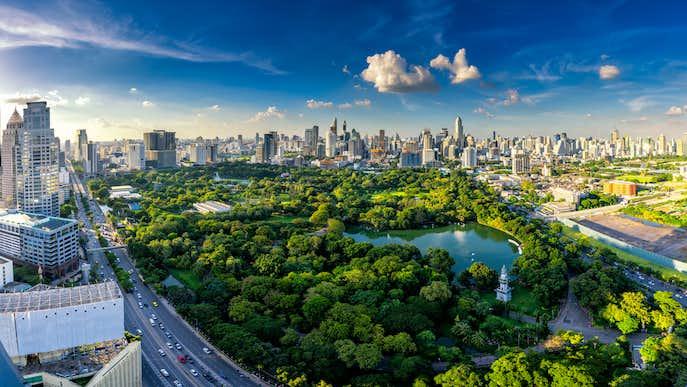 タイのおすすめ観光スポット