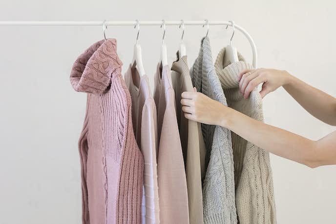 セーターのおすすめ宅配クリーニング