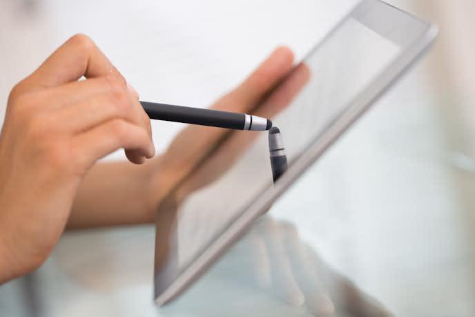 タッチペンの人気おすすめ機種