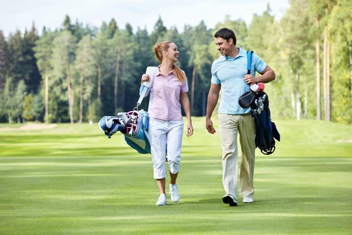 ゴルフ好きが集まる婚活パーティー