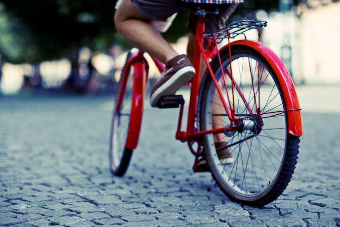 自転車選びで大切なこと