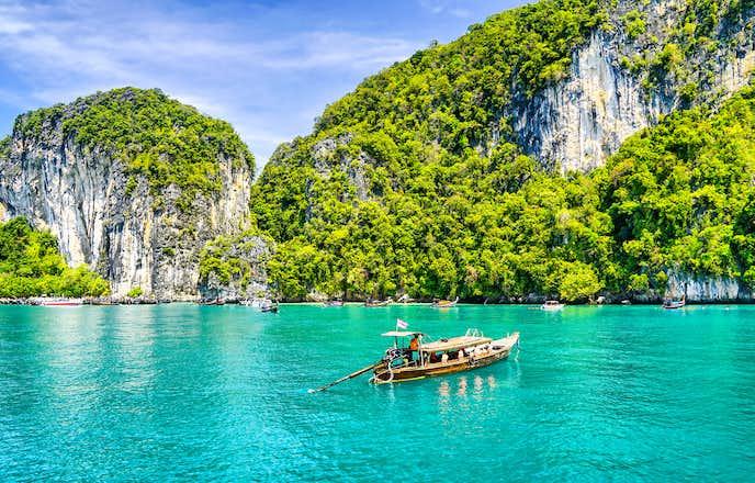 タイのおすすめ観光地「プーケット」