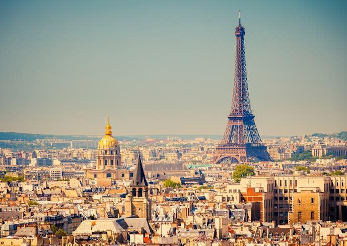 パリのおすすめ観光スポットを大公開