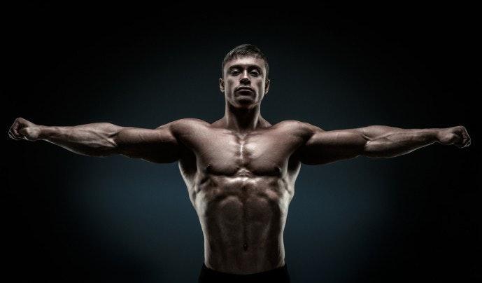 腹筋を割るために必要な筋トレ「ドローイング」