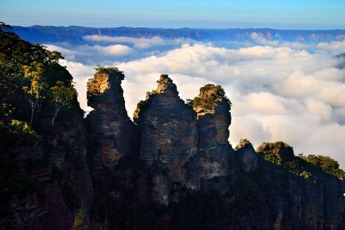 オーストラリアのおすすめの観光スポットにシーニックワールド