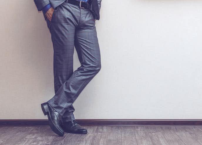 ズボンの正しい保管方法