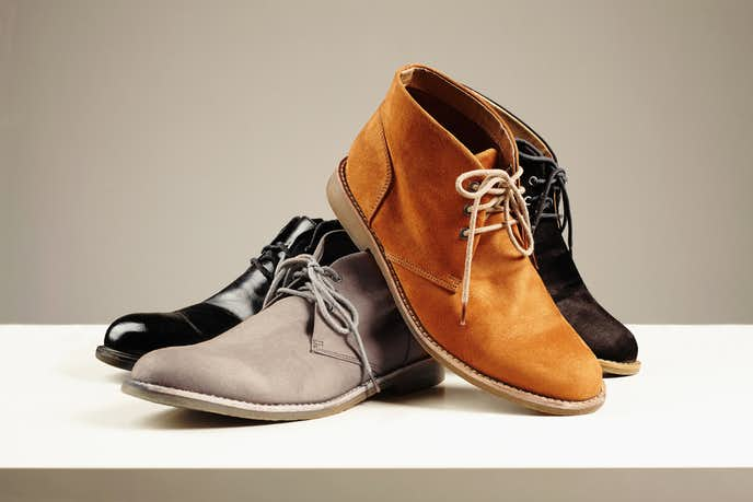 靴の正しい保管方法とは