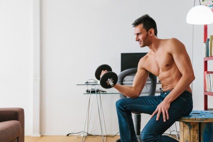 前腕筋の効果的な筋トレ「スピネーション」