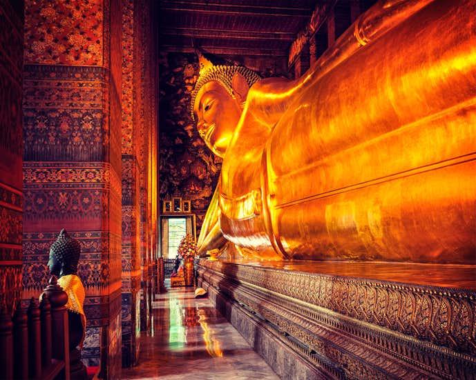バンコクのおすすめ観光地「ワットポー」