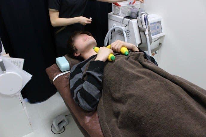 ゴリラクリニック新宿で髭脱毛の施術を受ける前