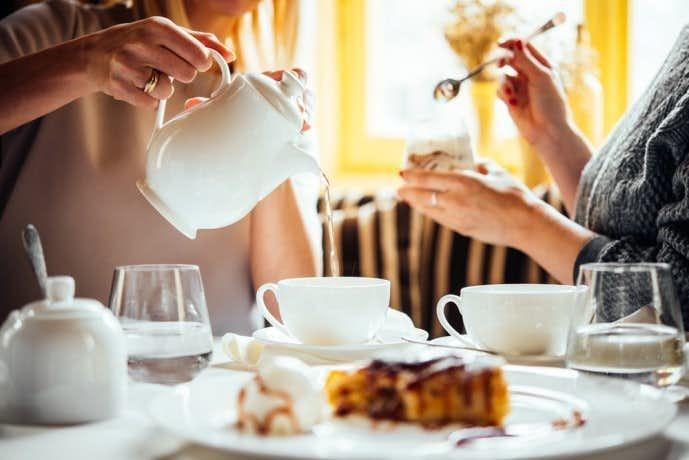 母の日のギフトは人気の紅茶を