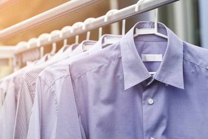 ワイシャツの正しい保管方法とは