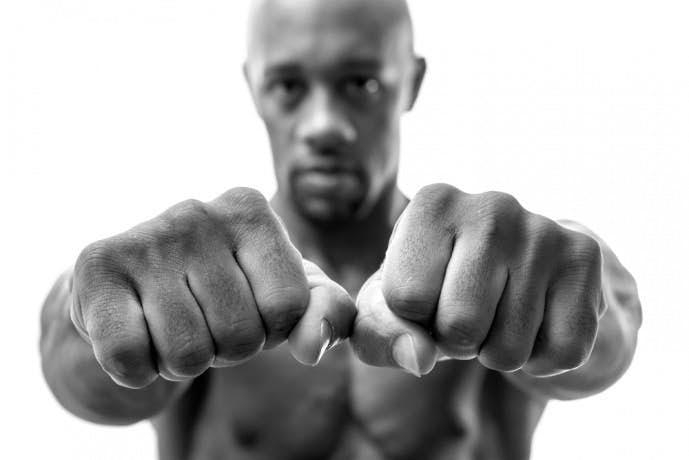 前腕筋のトレーニングメニュー「グーパー法」