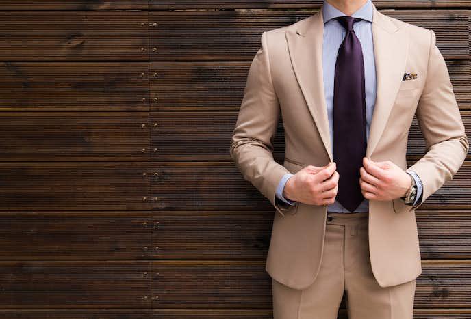 スーツの正しい保管方法