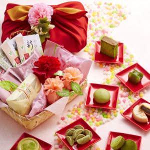 母の日に花以外のプレゼントに伊藤久右衛門の2018年お菓子セット