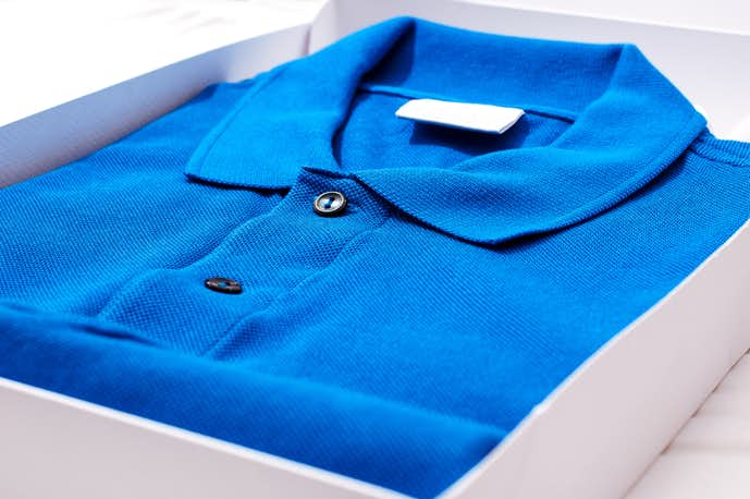 ポロシャツのおすすめ宅配クリーニング