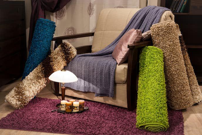 じゅうたんのおすすめ宅配クリーニング