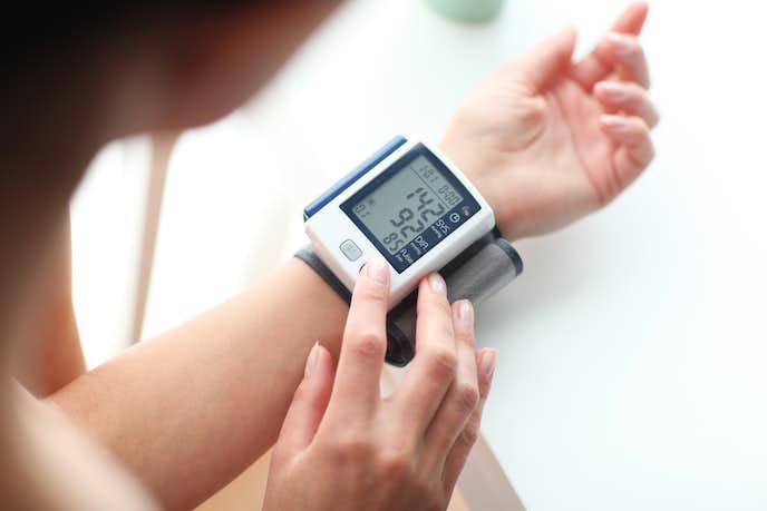 血圧計は主に3種類ある