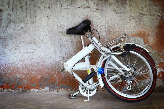 メンズにおすすめの折りたたみ自転車