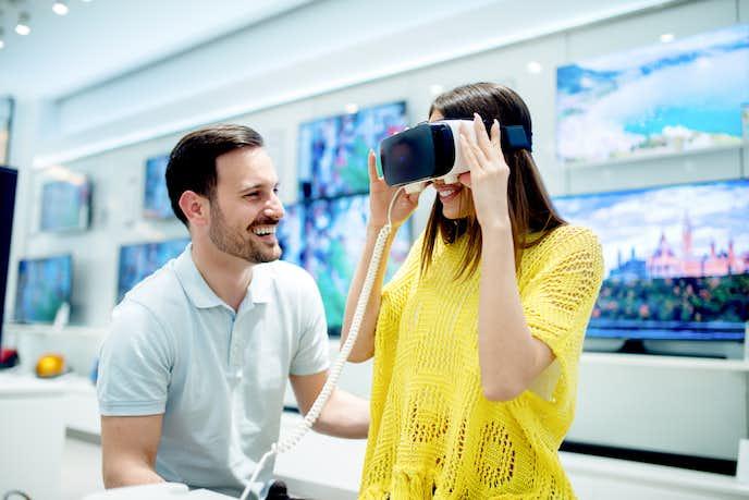 【2018最新】PC用VRゴーグル(VRヘッドマウントディスプレイ)のおすすめ機種